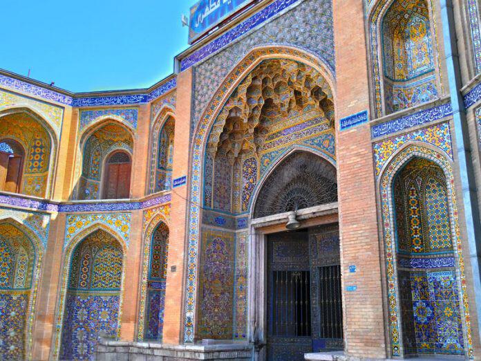 سهپسالار، اولین مدرسه در تهران با معماری فوق العاده!