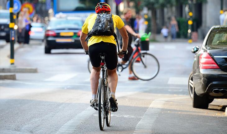 پیشنهاداتی برای دوچرخهسواری امن در شهر!