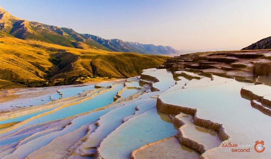 10 جاذبه از عجایب گردشگری ایران را بشناسید+تصاویر،جزئیات