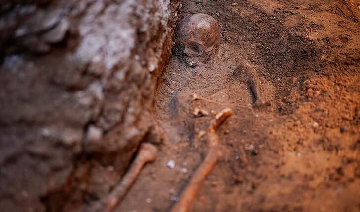 بقایای قهرمان شورشی ایرلندی در اسپانیا پیدا شد!
