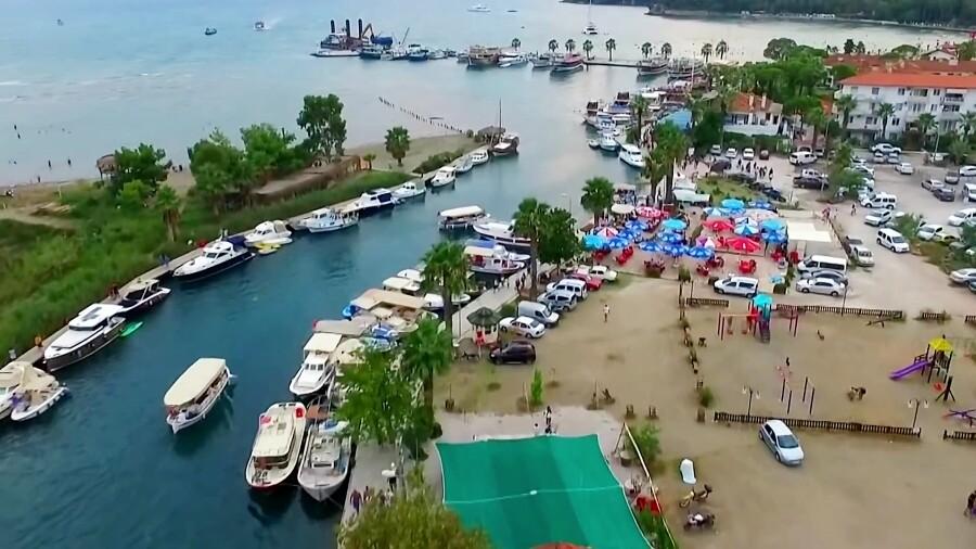 آکیاکا شهر آرام ترکیه
