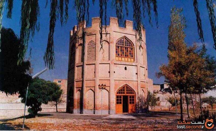 خلعت پوشان ، برجی برای پاداش حکمرانان در تبریز