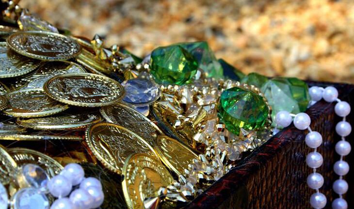 گنج مدفون شده به ارزش ۲ میلیون دلار در کوه های راکی کشف شد!