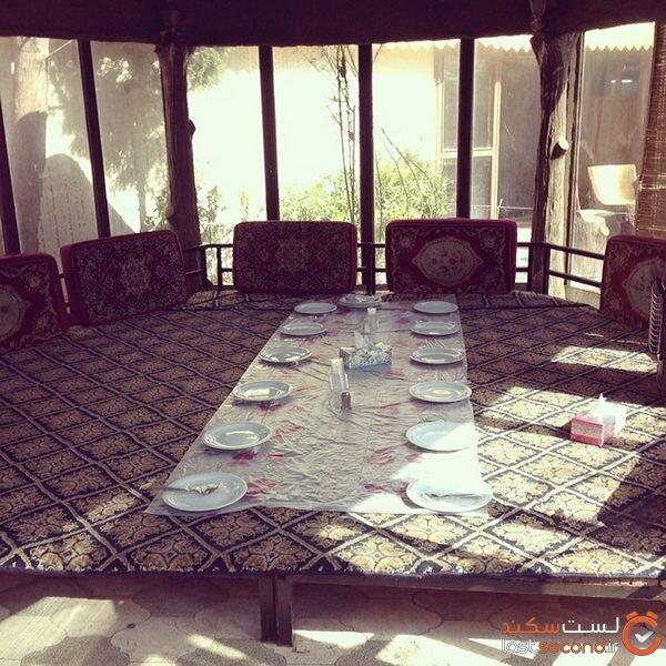 بهترین رستوران های شیراز از نظر مردم