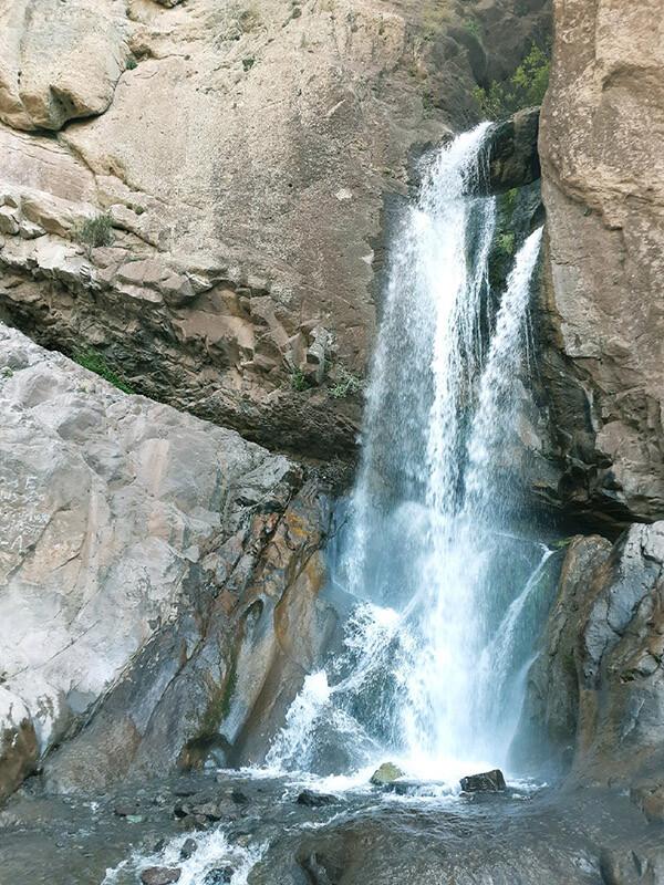 آبشار راین (آبشار زر رود)