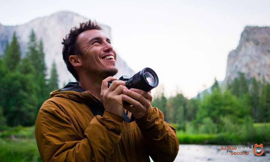 عکاس کریس بورکارد در مورد اینکه چطور به یک عکاس حرفهای و ماجراجو تبدیل شوید، صحبت میکند.