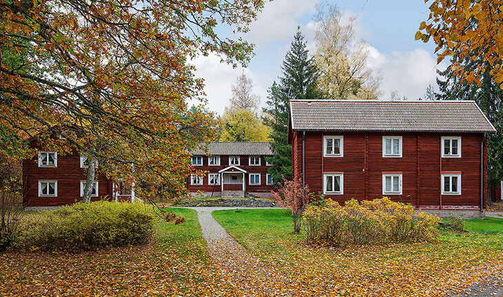 دهکده اسپای سوئد به قیمت ۷ میلیون دلار به فروش می رسد!