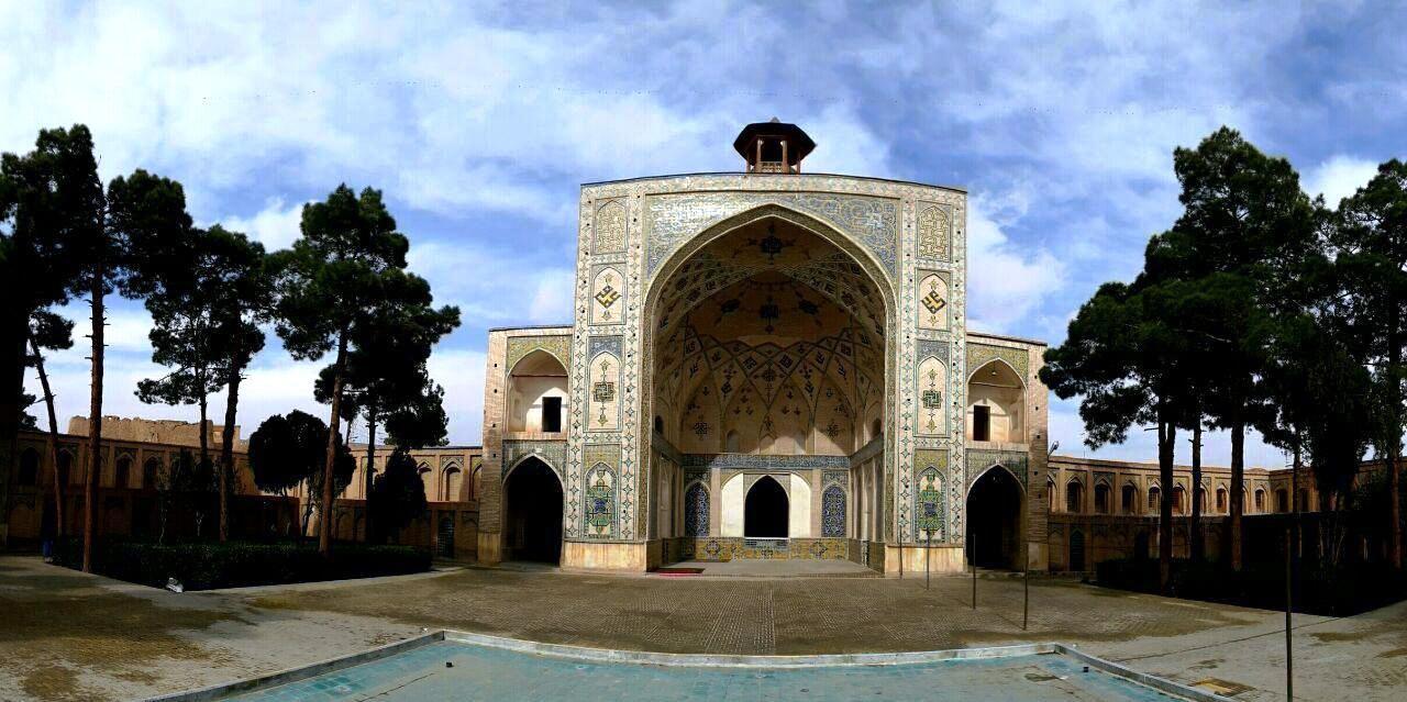 مسجد سلطانی، یادگاری معروف سمنان که همچنان پابرجاست!