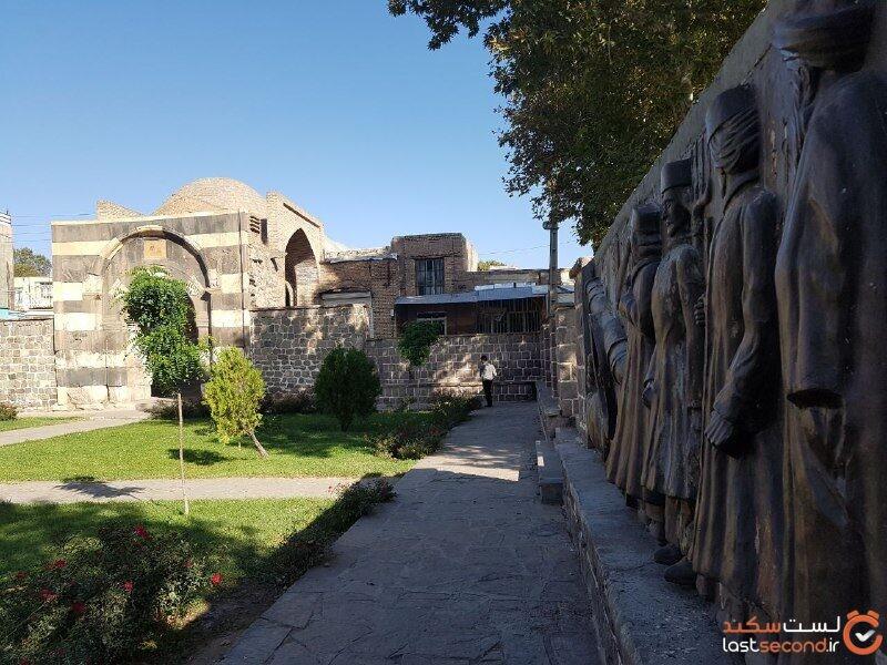 بازار خوی، سومین بازار تاریخی ایران
