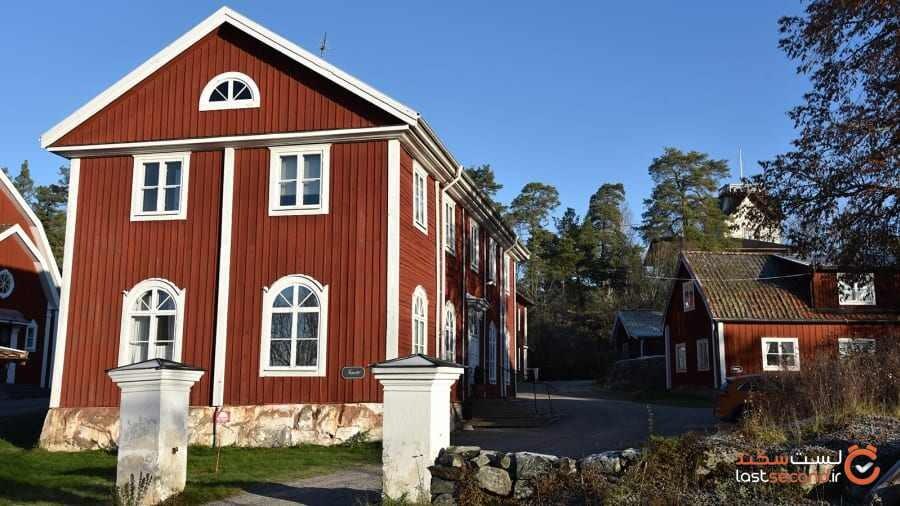 دهکده اسپای سوئد به قیمت ۷ میلیون دلار به فروش میرسد. 
