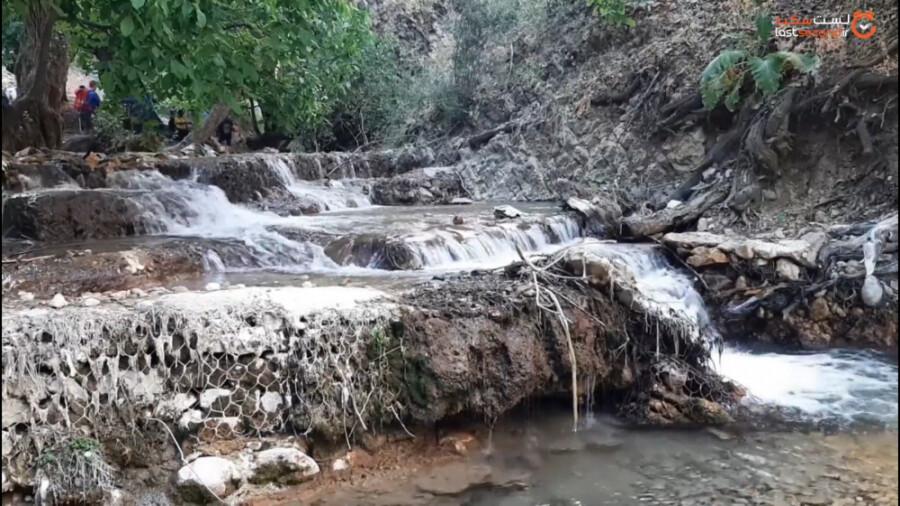 آبشار گردوکنک