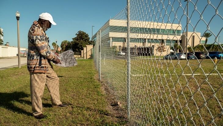 گورستان 100 ساله گمشده سیاه پوستان، در یک پارکینگ پیدا شد!