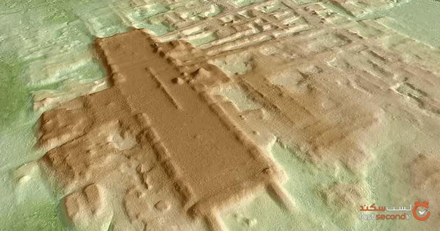 قدیمیترین و بزرگترین مقبره مایاها که تاکنون کشفشده بود هماکنون یافت شده است