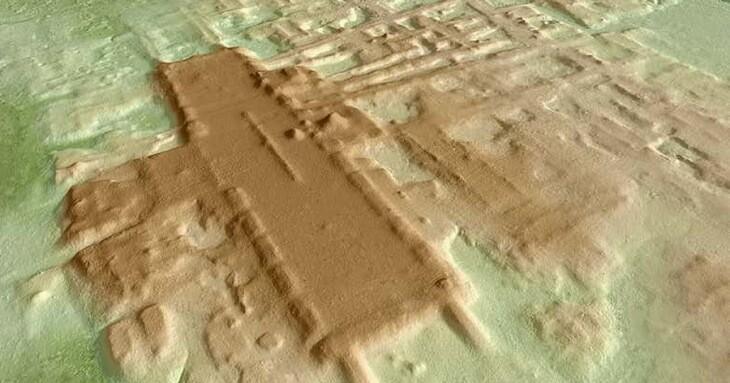 قدیمی ترین، عجیب ترین و بزرگ ترین معبد مایاها کشف شد!