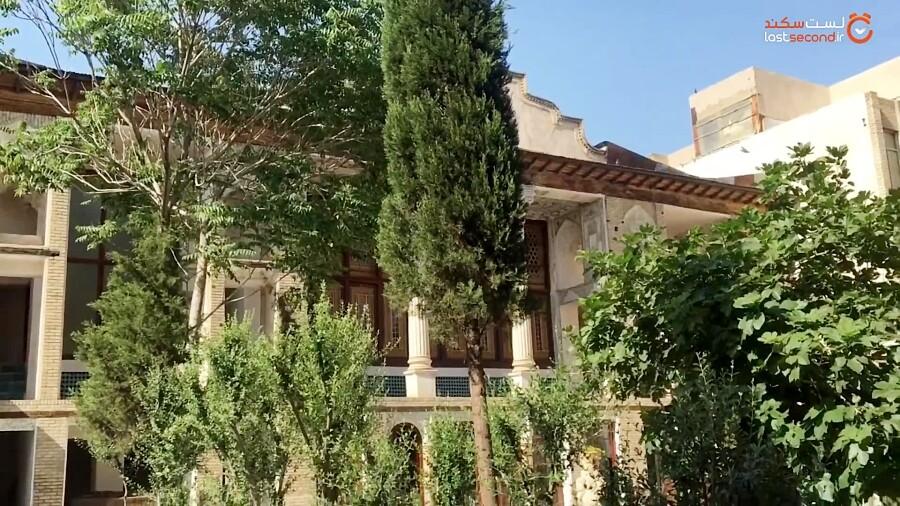 عروس خانه های تاریخی پایتخت