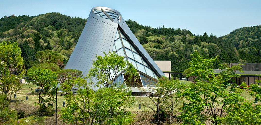 Miho Chapel Church Japan