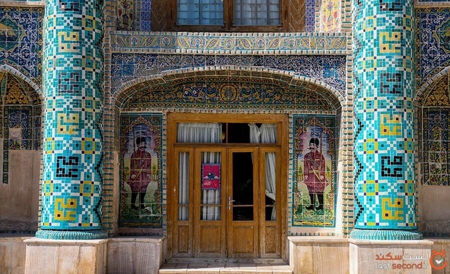 مفخم، عمارتی بی نظیر در بجنورد