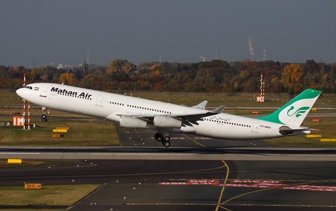 آغاز پروازهای مسافری هواپیمایی ماهان به دبی