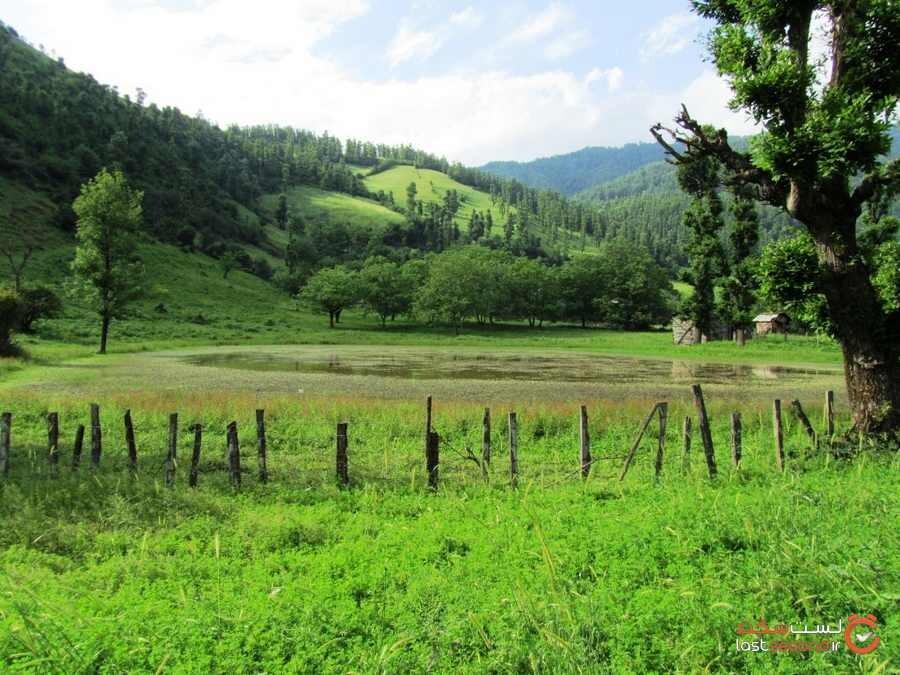 روستای اسطلخ جان، سرزمینی با چند صد سال قدمت در رودبار!+تصاویر
