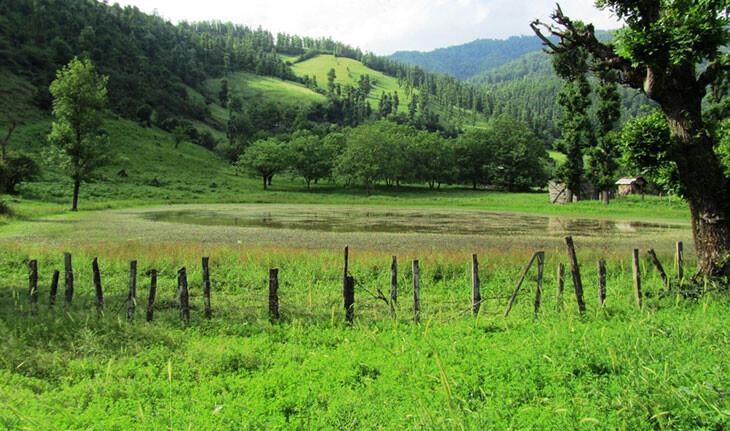 روستای اسطلخ جان، سرزمینی با چند صد سال قدمت در رودبار!