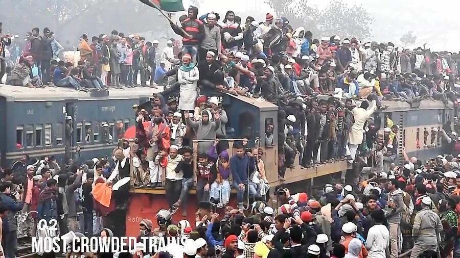 5 خط راه آهن خطرناک در جهان