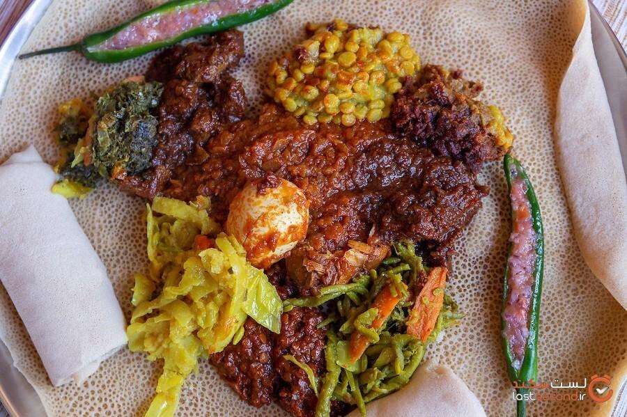 10 تا از جالبترین غذاهای سراسر جهان که زبان شما را میسوزانند