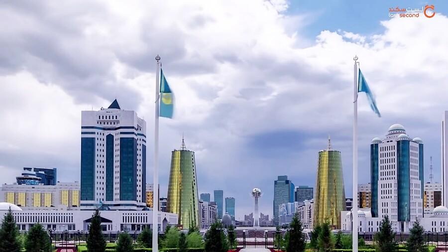 نگاهی به نورسلطان (آستانه) پایتخت مدرن قزاقستان