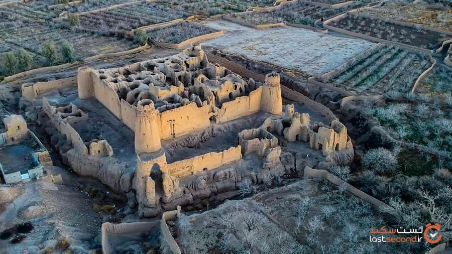 روستای شعبجره کرمان