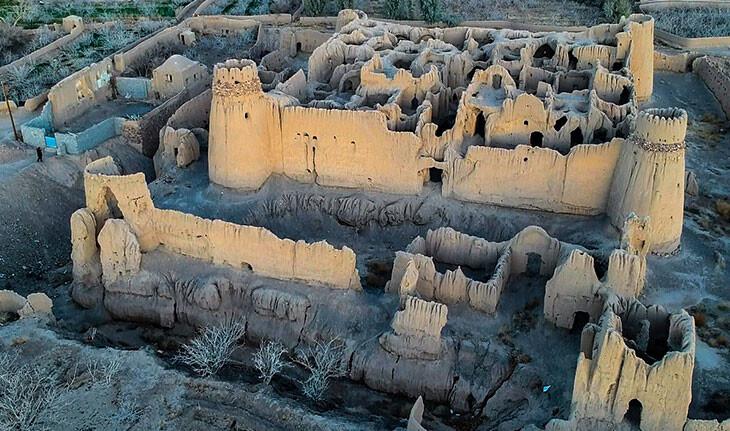 روستای شعبجره کرمان، یکی از قدیمی ترین روستاهای ایران!