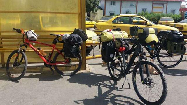 مهمان خوان پربرکت کُردهای سرزمینم: سفر با دوچرخه از ارومیه تا سنندج