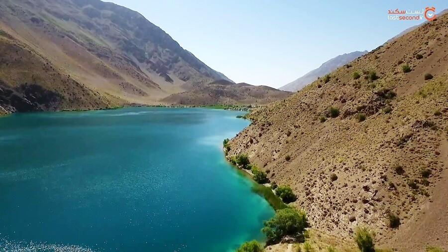 چند منطقه زیبای ایران که برای کمپینگ و طبیعت گردی مناسب هستند