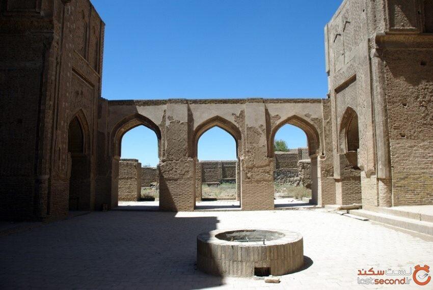 فریومد، مسجد جامع ای با تزئینات شکوه مند در میامی