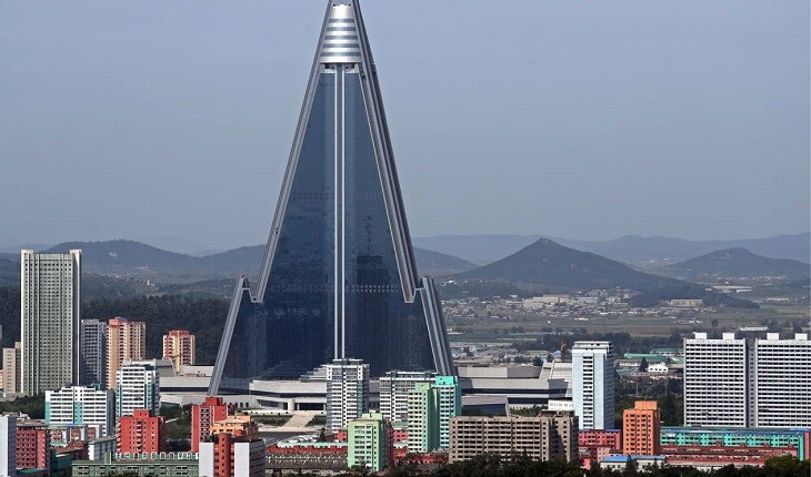 هتل رویانگ: داستان هتل شوم کره شمالی!