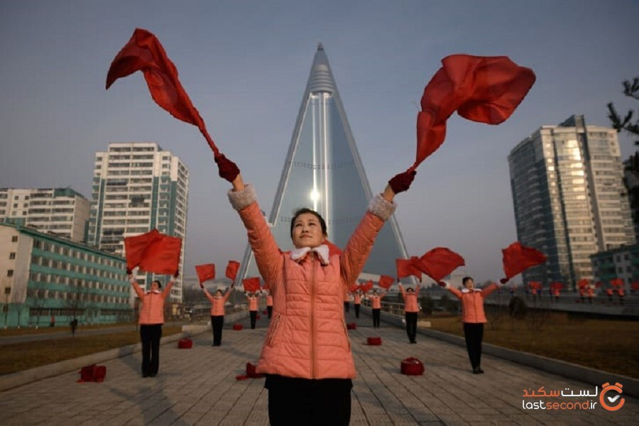 هتل رویانگ: داستان هتل شوم کره شمالی