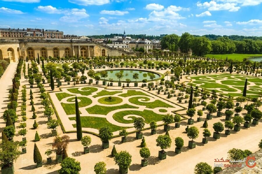 10 باغ خیرهکننده در سراسر جهان که دارای رنگ و طراحی خیرهکننده میباشند