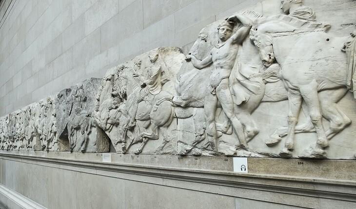 آثار تاریخی عجیبی که دزدیده شده اند و بعدا سر از موزه ها درآورده اند!