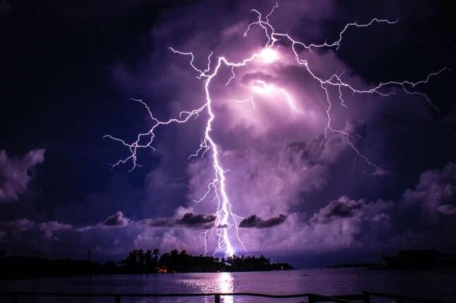 پدیده های عجیب و غریب آب و هوایی که نباید از دستشان داد!