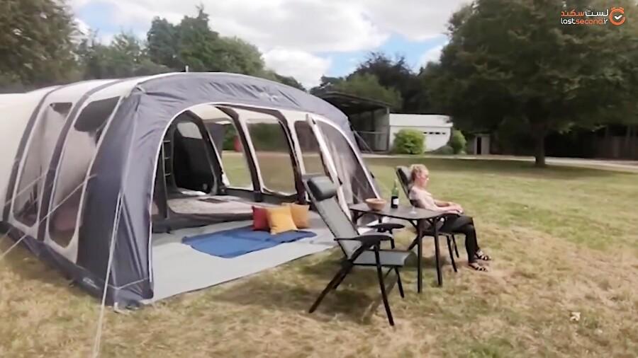 جذابترین چادرهای مسافرتی با طراحی خاص
