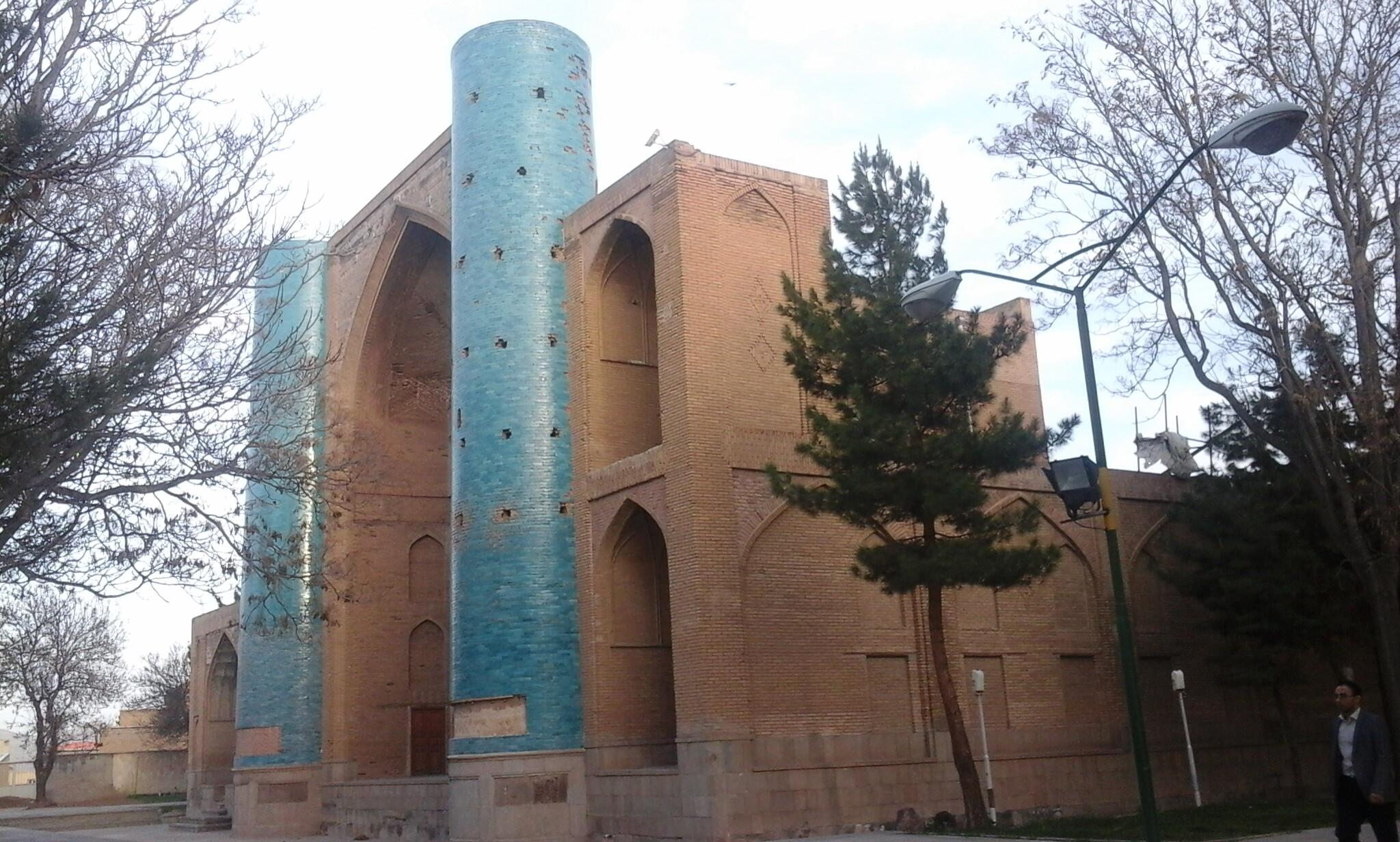 آرامگاه شیخ شهاب الدین اهری، جاذبه بی تکرار در اهر!