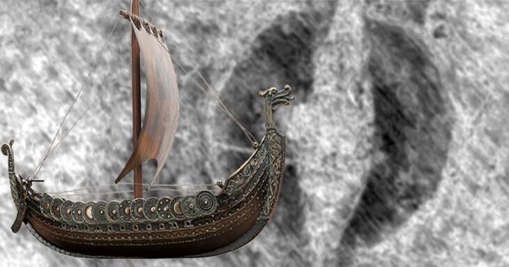 نخستین کشتی وایکینگ ها پس از صد سال از خاک نروژ بیرون کشیده شد!