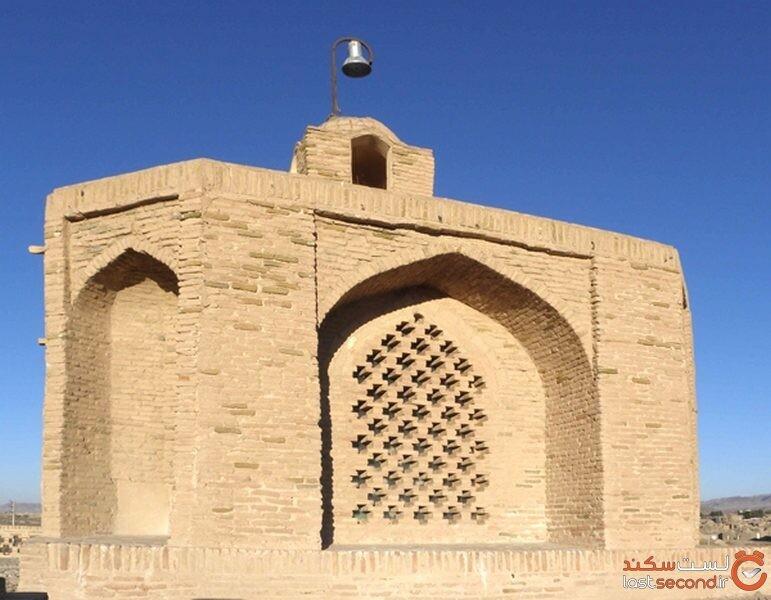 آرامگاه ابن حسام خوسفی، شاعر معروف قرن 9 هجری در خراسان