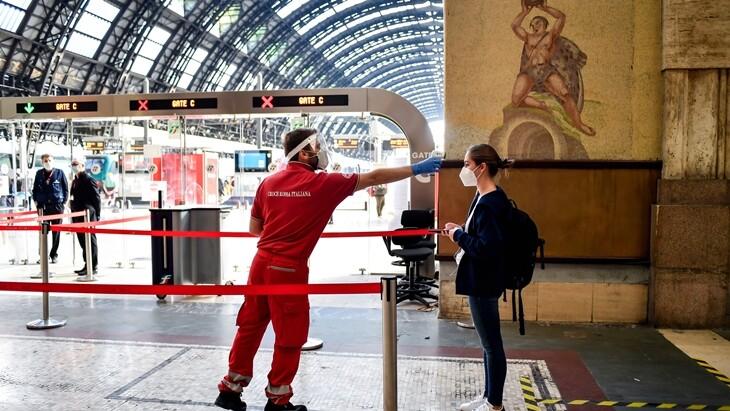 از سرگیری سری دوم محدودیت ها در اروپا و تغییر برنامه مسافران!