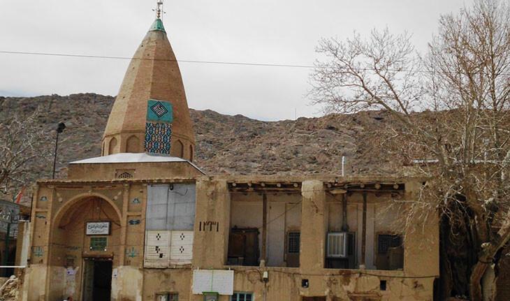 امامزاده ابوالفتوح، یادگاری چند صد ساله در روستای وانشان!