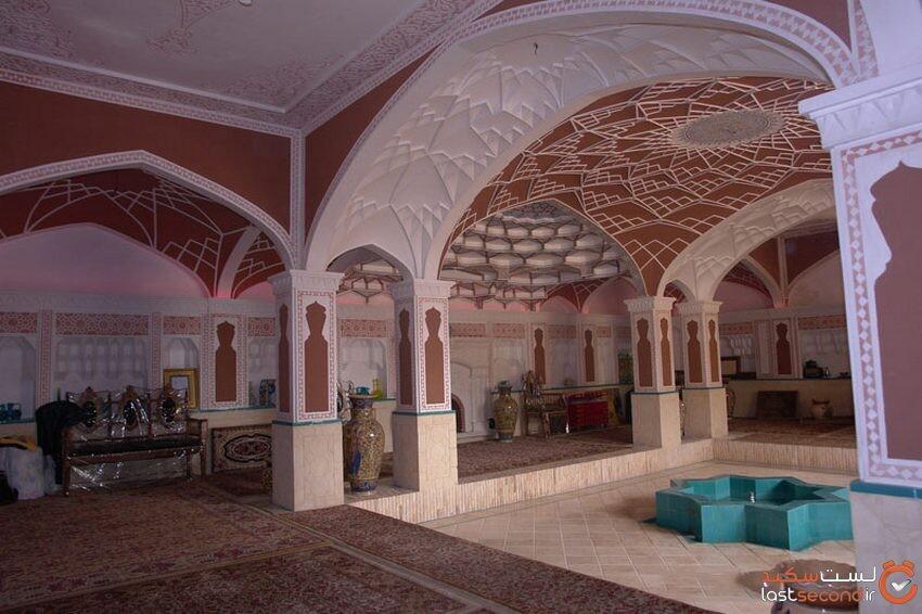 سرای خاتون قمصر، عمارتی باساخت معاصر در کاشان