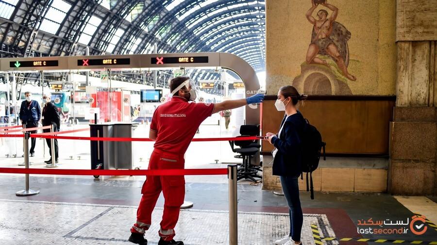 ازسرگیری سری دوم محدودیتها در اروپا و تغییر برنامه مسافران