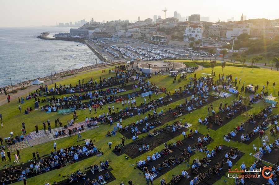 مسلمان سراسر جهان تعطیلات عید قربان را در پاندمی کرونا جشن گرفتن