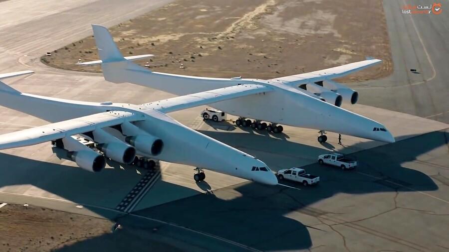 هواپیماهای غول پیکری که پرواز آنها غیر ممکن به نظر می رسد!