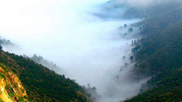 گوشه هایی از مازندران زیبا ( سنگچال، فیلبند، الیمستان، دیوآسیاب) + سفرنامه صوتی