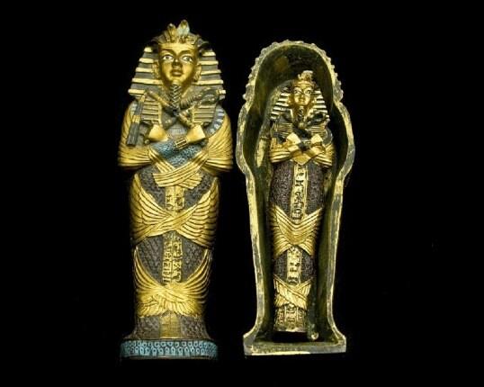 راز محتویات داخل مومیایی های مینیاتوری موزه حیفا فاش شد!