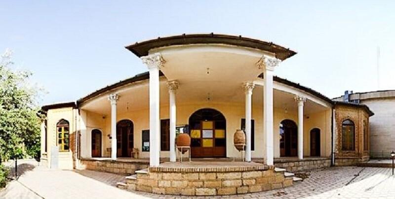 فلاحتی، کاخی زیبا و تاریخی در ایلام که همچنان می درخشد!